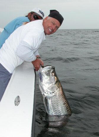 Tarpon fishing guide