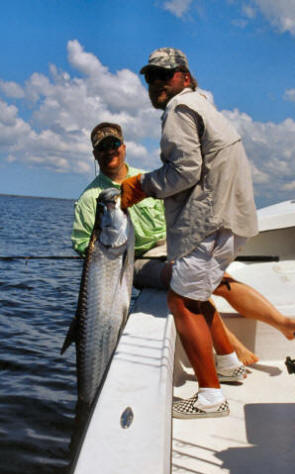 tarpon fishing guide charters